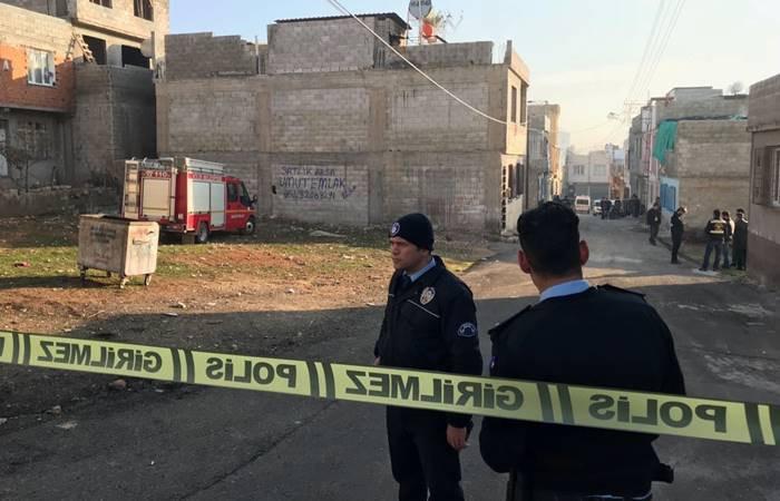 Kilis'e roketli saldırı