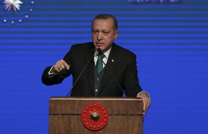 Erdoğan: Afrin'de 800 teröristin işi bitti