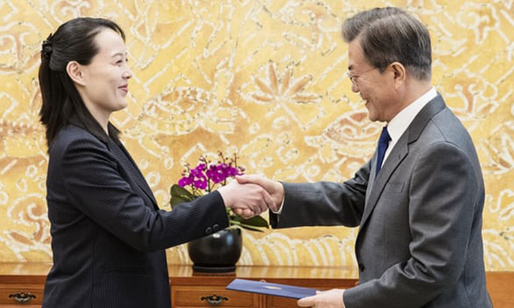 Kuzey Kore liderinden Güney Kore'ye tarihi davet