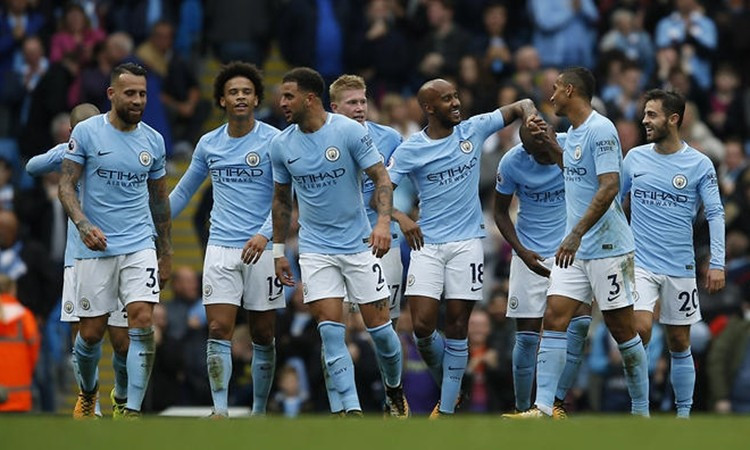 Tarihin en pahalı futbol takımı Manchester City