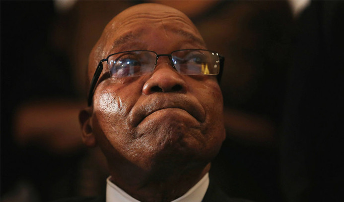 Partisi, Güney Afrika liderinin istifasını isteyecek