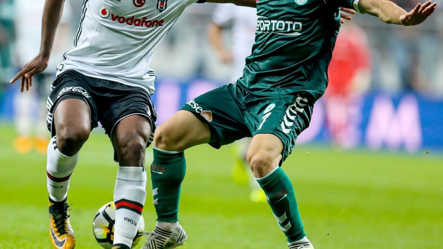 Beşiktaş, Atiker Konyaspor'a konuk olacak