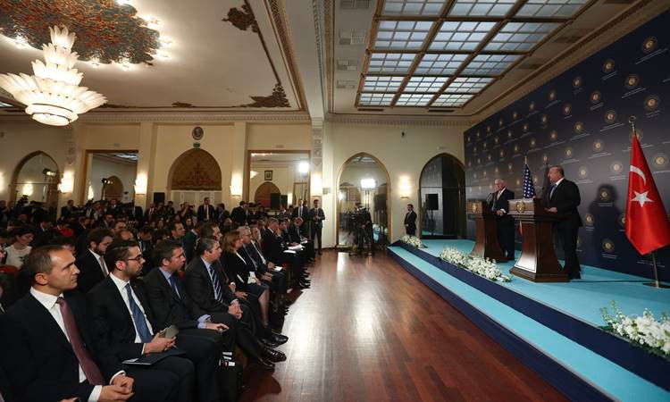 ABD ile Türkiye arasında ortak mekanizma