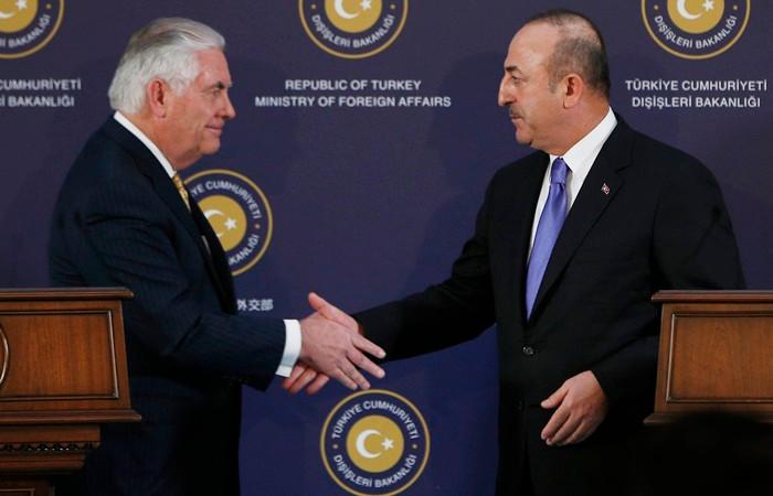 Türkiye-ABD arasında ortak mekanizma kurulacak