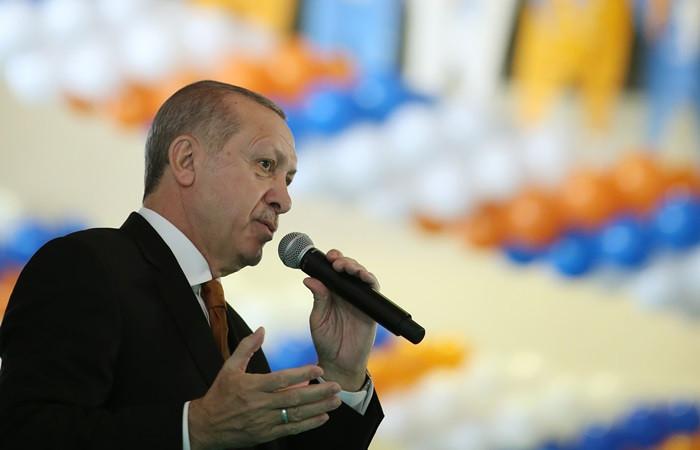Erdoğan: Afrin'e daha da yaklaştık
