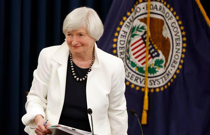 Yellen, Brookings Enstitüsünde çalışacak