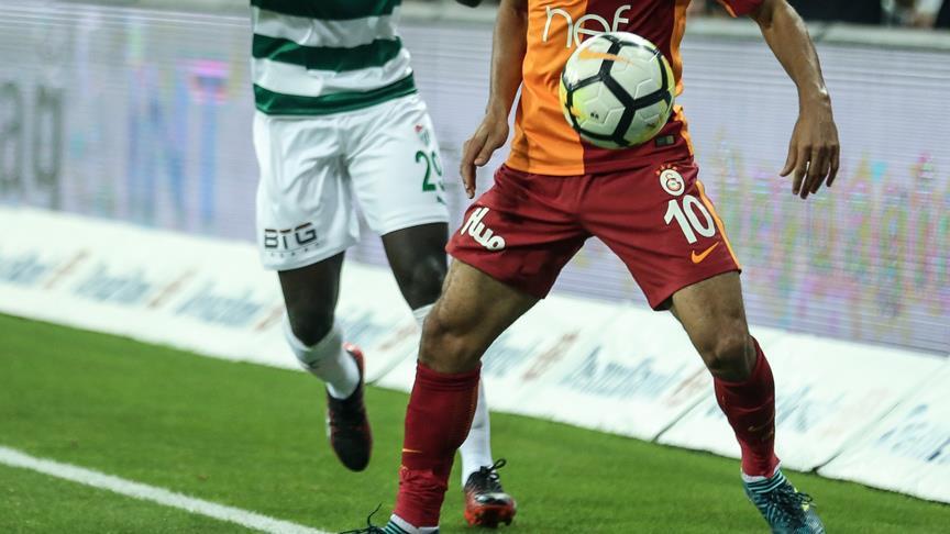 Galatasaray Bursaspor'u ağırlıyor