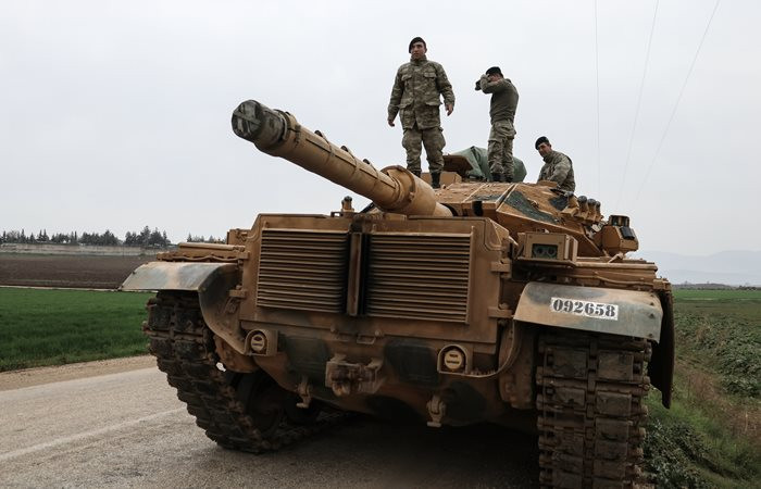 Afrin'de 5 köyde daha kontrol sağlandı