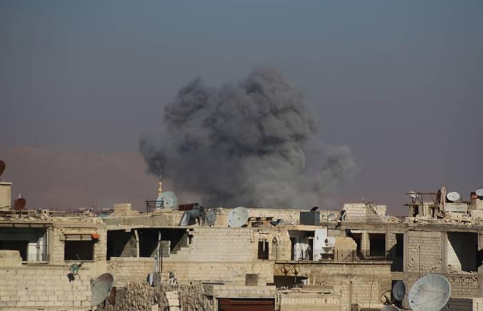 Esad rejimi, Doğu Guta'da saldırıları sürdürüyor