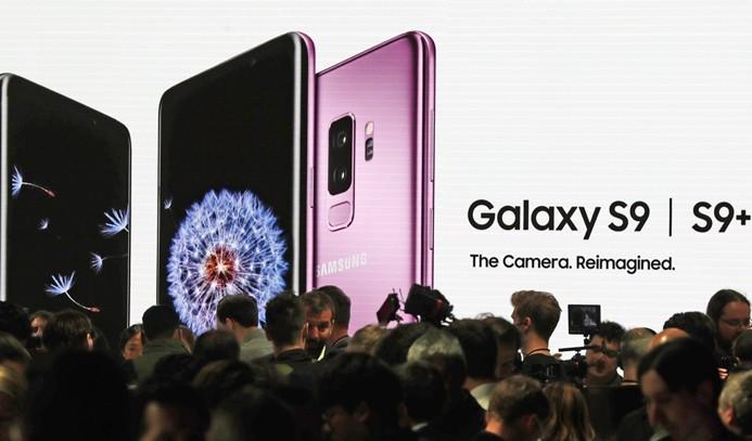 Samsung, Galaxy S9'u satışa çıkardı