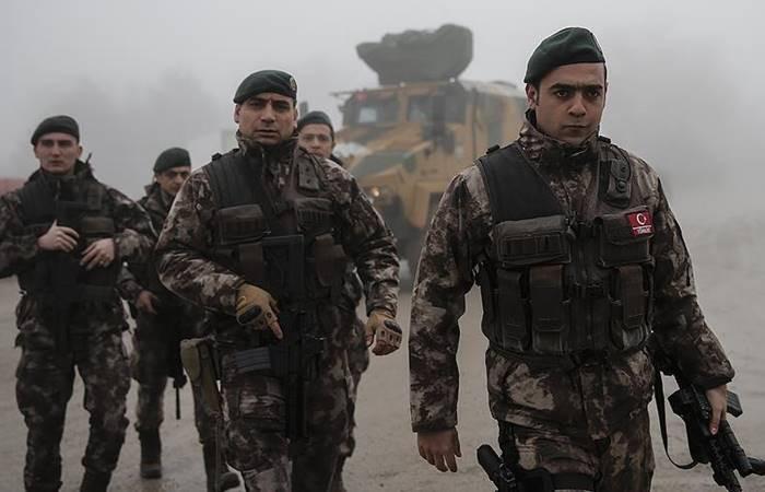 Özel Harekat Afrin'de