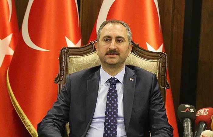 Adalet Bakanı Gül'den Salih Müslüm açıklaması