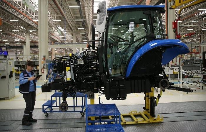 Türkiye'den 130 ülkeye traktör ihracatı