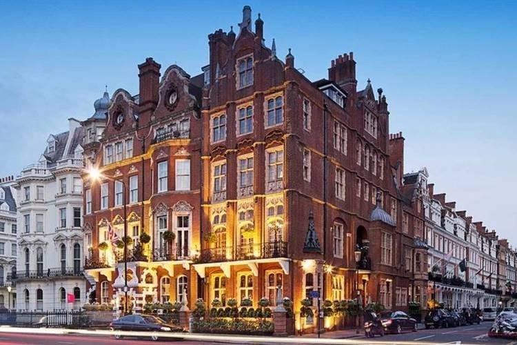 Avrupa'nın en iyi 15 şehir oteli açıklandı