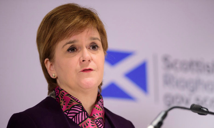 İskoçya, İngiltere'nin Brexit yasasını desteklemeyecek