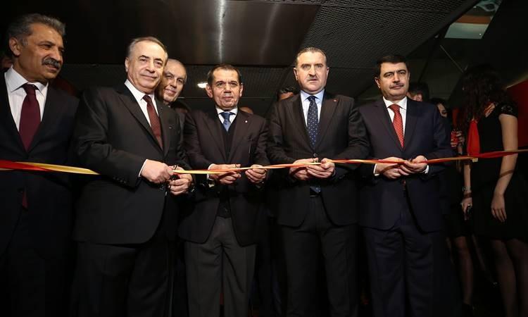 Galatasaray'ın tarihi bu müzede