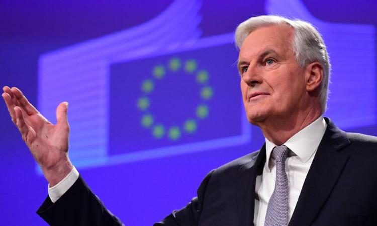 AB, Brexit için anlaşma taslağını açıkladı