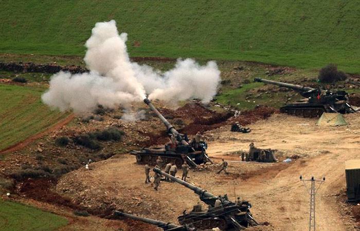 Afrin harekatında 7 asker şehit oldu