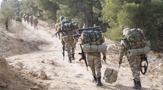 Hatay'da terör saldırısı: 5 asker yaralı