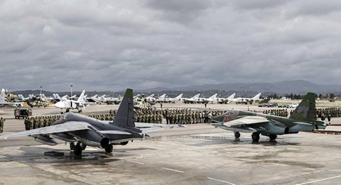 Rusya: Suriye'deki üslerin güvenliği artırılacak