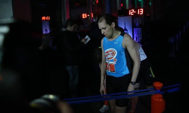 THY sponsorluğunda Empire State koşusu