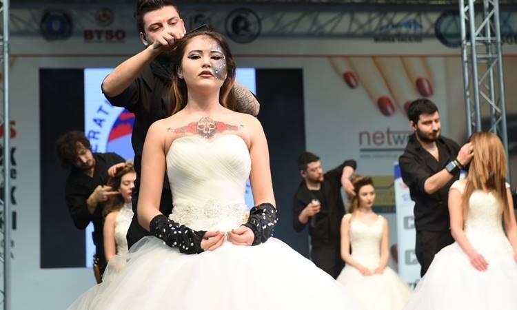 Kozmetik Fuarı Bursa'da kapılarını açtı