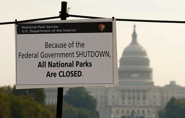 ABD hükümeti yine kapandı