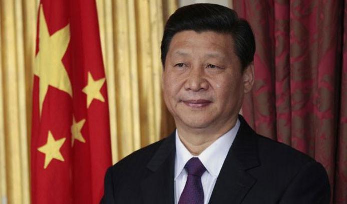 Çin liderine