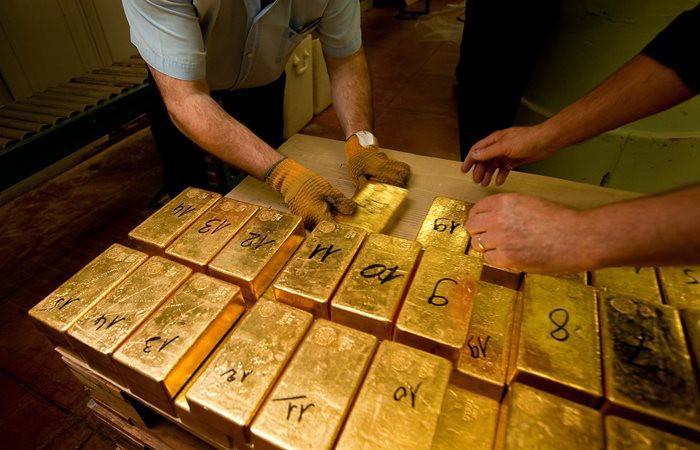 Cari açıkta altın etkisi
