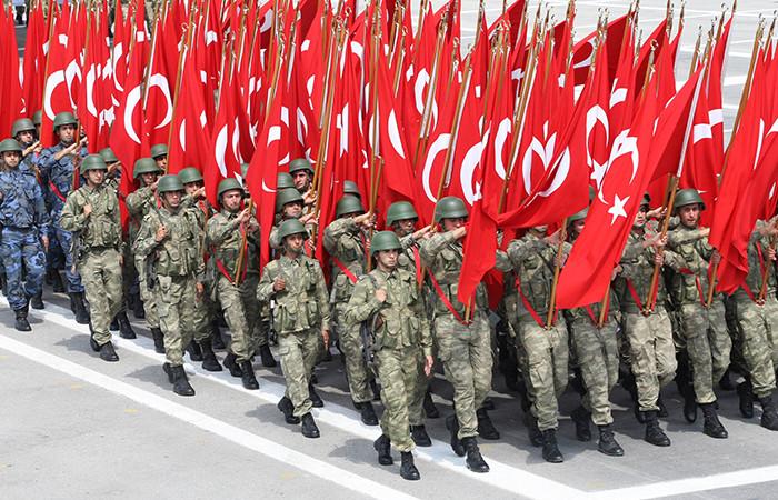 """""""Askerimizi yeni marşlarla yürütelim"""""""