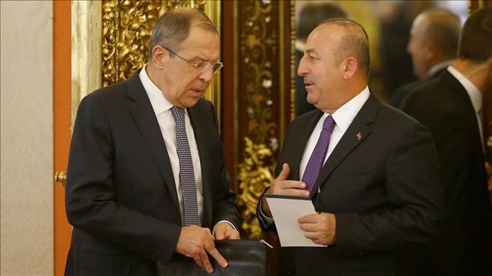 Lavrov: Çavuşoğlu ve Zarif'le tavsiyeler hazırlayacağız
