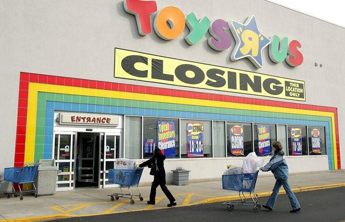 Toys R Us, Asya birimini satışa çıkardı