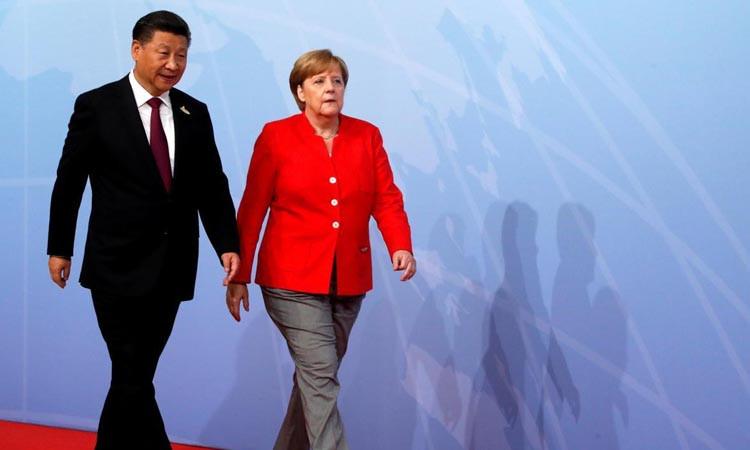 Çin ve Almanya ABD'ye karşı çelikte anlaştı!