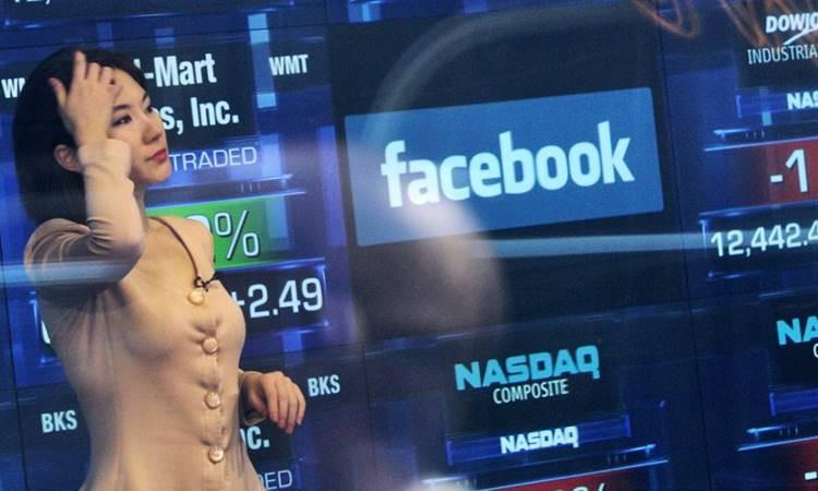 Facebook hisselerinde 5,5 yılın en sert günlük düşüşü