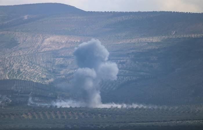 TSK: Afrin'de 2295 terörist etkisiz hale getirildi