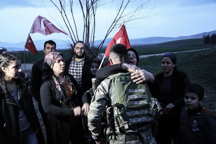 Zeytin Dalı Harekatı'nda akılda kalanlar