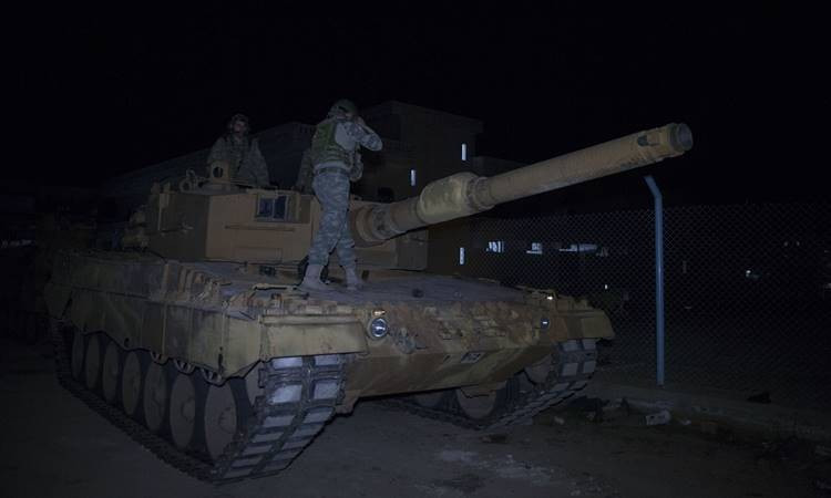 Afrin, Mehmetçik'e emanet