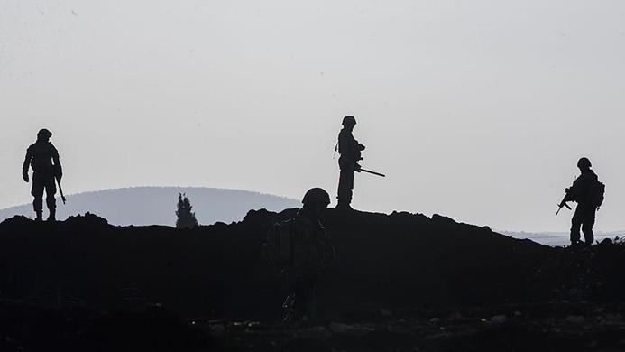 Afrin'de 3 asker şehit