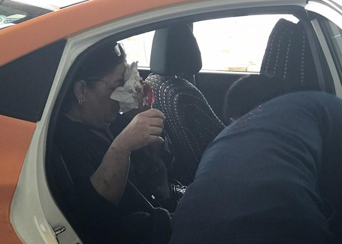 'Takside dayak' iddiası, Uber şoförü serbest bırakıldı