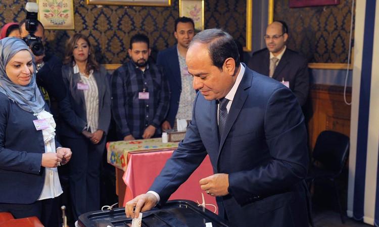 Mısır, cumhurbaşkanlığı seçimleri için sandık başında