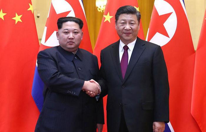 Çin'i ziyaret eden Kim: Nükleer sorun çözülebilir