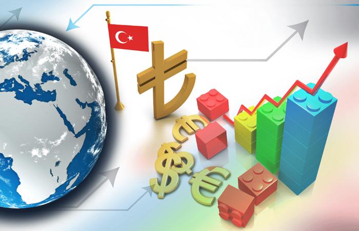 Türkiye, 2017'de yüzde 7,4 büyüdü