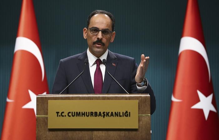 Ankara'dan Paris'e YPG tepkisi