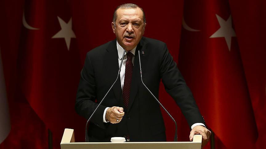 Erdoğan'dan yabancı yatırımcıya çağrı