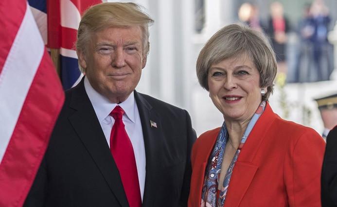 May'dan Trump'a yeni gümrük vergileri eleştirisi
