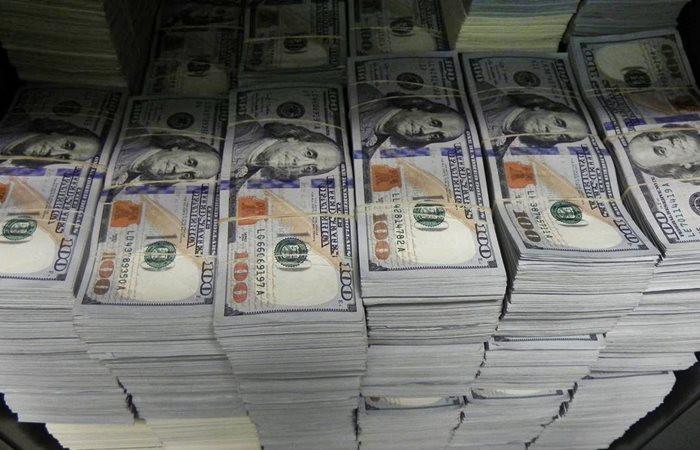 Dolar enflasyon sonrası yukarı yönlü