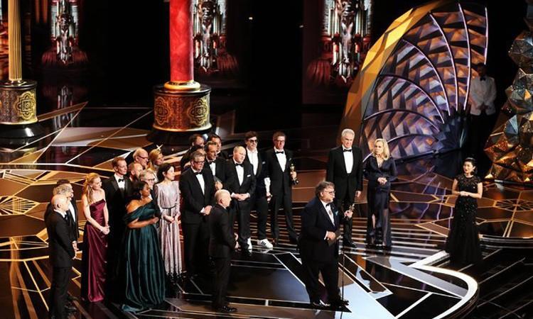 Oscar'ın yıldızı 'Suyun Sesi' oldu