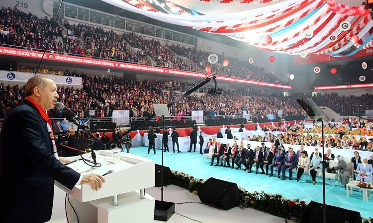 Erdoğan: Biz Afrin'e işgal gücü olarak girmedik