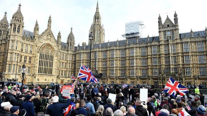 İngiliz bankalarından hükümete Brexit desteği