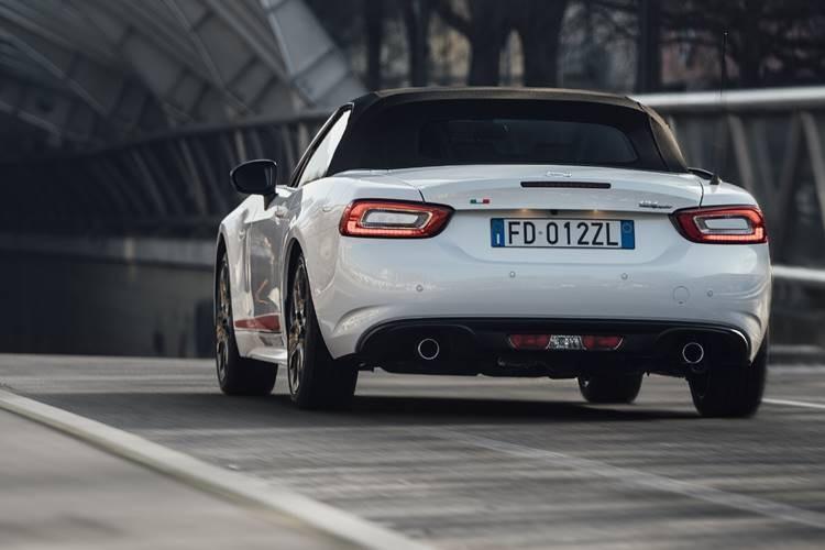 Fiat 124 Spider S-Design, Cenevre'de tanıtıldı